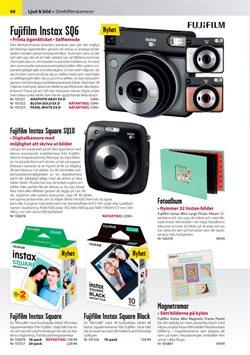 Kylskåp erbjudanden i Teknikmagasinet katalogen i Stockholm
