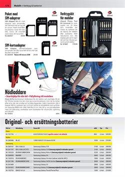 Doro erbjudanden i Teknikmagasinet katalogen i Stockholm