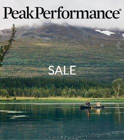 Erbjudanden från Peak Performance i Peak Performance ( Går ut idag)