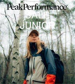 Peak Performance-katalog ( Publicerades idag)