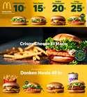 Restauranger och Kaféer erbjudanden i McDonald's katalogen i Lund (Skåne) ( Mer än en månad )