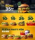 McDonald's-katalog ( Har gått ut )