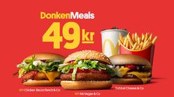 Erbjudanden från McDonald's i Stockholm