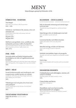 Melanders-katalog ( 3 dagar kvar )