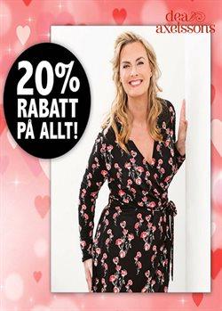 Rea erbjudanden i Dea Axelssons katalogen i Norrköping