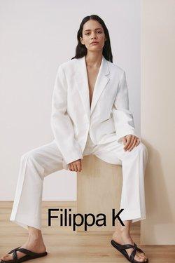 Filippa K-katalog ( Mer än en månad )