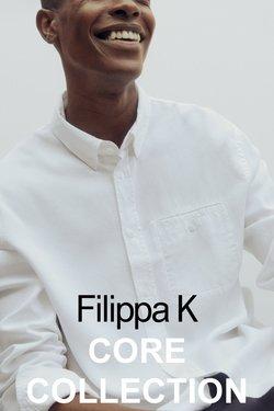 Erbjudanden från Lyxmärken i Filippa K ( 6 dagar kvar)