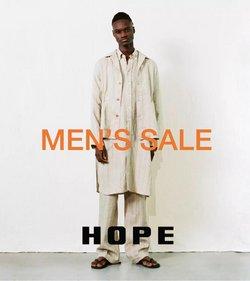 Erbjudanden från HOPE i HOPE ( 4 dagar kvar)