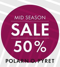 Polarn O. Pyret-katalog ( Publicerades igår)