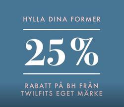 Erbjudanden från Twilfit i Stockholm