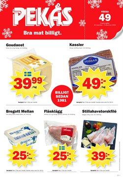 Pekås-katalog i Stockholm ( Har gått ut )