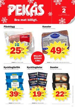 Pekås-katalog i Stockholm ( Går ut idag )