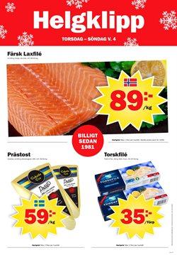 Erbjudanden från Matbutiker i Pekås ( Publicerades igår )