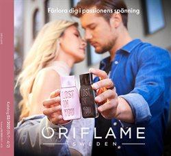 Skönhet och Parfym erbjudanden i Oriflame katalogen i Malmö ( 10 dagar kvar )