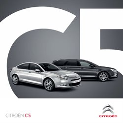 Citroën-katalog ( Har gått ut )