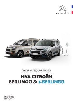 Citroën-katalog ( Mer än en månad)