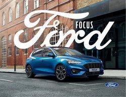 Ford-katalog ( Mer än en månad )