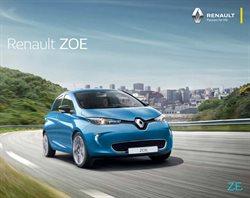 Renault-katalog i Stockholm ( Har gått ut )