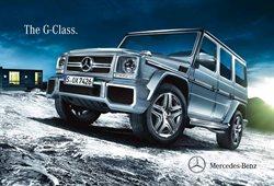 Erbjudanden från Mercedes-Benz i Stockholm