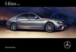 Erbjudanden från Mercedes-Benz i Göteborg