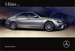 Erbjudanden från Bilar och Motor i Mercedes-Benz ( Mer än en månad)