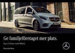 Erbjudanden från Mercedes-Benz i Mercedes-Benz ( Mer än en månad)