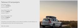 Erbjudanden från Volvo i Sollentuna