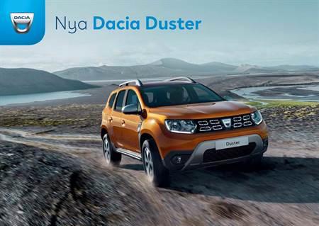 Dacia duster göteborg