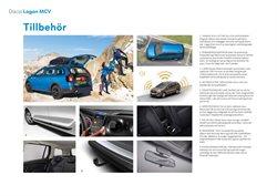 Erbjudanden i kategorin Husvagn i Dacia
