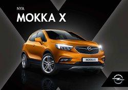 Erbjudanden från Opel i Göteborg