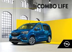 Opel-katalog ( Mer än en månad )