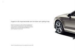 Bil erbjudanden i Audi katalogen i Nyköping