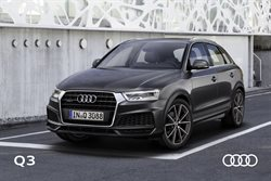 Bil och motor erbjudanden i Audi katalogen i Nyköping