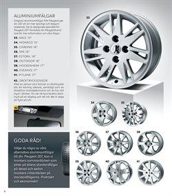 Erbjudanden i kategorin Hjulsidor i Peugeot