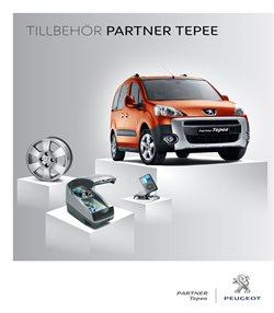 Peugeot-katalog i Västerås ( Mer än en månad )