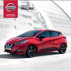 Erbjudanden från Nissan i Nissan ( Har gått ut)