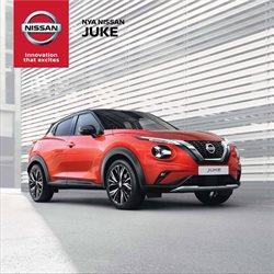 Bilar och Motor erbjudanden i Nissan katalogen i Göteborg ( Mer än en månad )