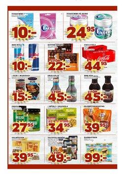 Erbjudanden i kategorin Coca-Cola i Matdax