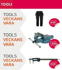 Tools-katalog ( Mer än en månad )