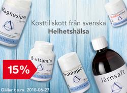 Erbjudanden från Apotea i Stockholm