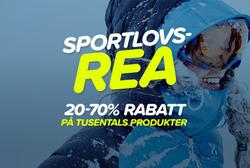 Erbjudanden från Sportamore i Stockholm