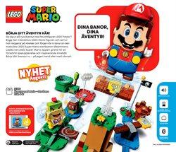 Erbjudanden i kategorin LEGO i Lekextra