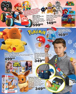 Erbjudanden i kategorin Pokemon i Lekextra