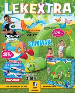 Erbjudanden från Leksaker och Barn i Lekextra ( 20 dagar kvar)