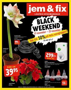 Bygg och Trädgård erbjudanden i Jem&Fix katalogen i Lidköping ( 2 dagar sedan )