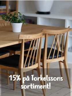 Erbjudanden från Bror Pehrssons Möbler i Växjö