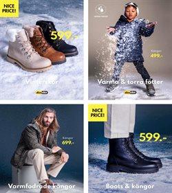 Kläder, Skor och Accessoarer erbjudanden i Din sko katalogen i Stockholm ( Går ut idag )