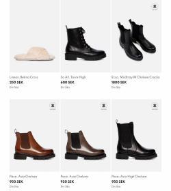 Erbjudanden från Ecco i Din sko ( Mer än en månad)