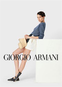 Armani-katalog ( Har gått ut )