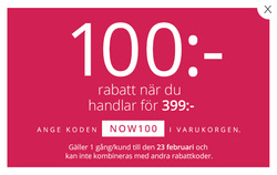 Erbjudanden från Yves Rocher i Malmö